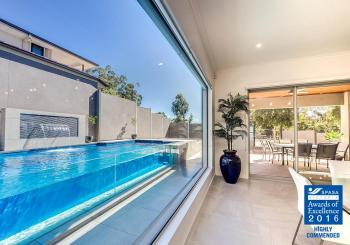 2016 Award Entry - Compass Pools Melbourne