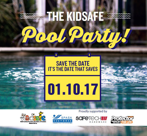 Kidsafe Pool Barrier Campaign SPASA
