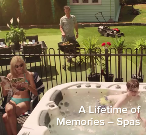 SPASA A Lifetime of Memories