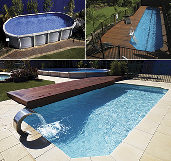 Pool supplier pools spasa victoria swimming pool and for Pool and spa show wa