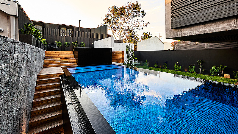 pool designs victoria awards of excellence 2016 spasa victoria swimming pool