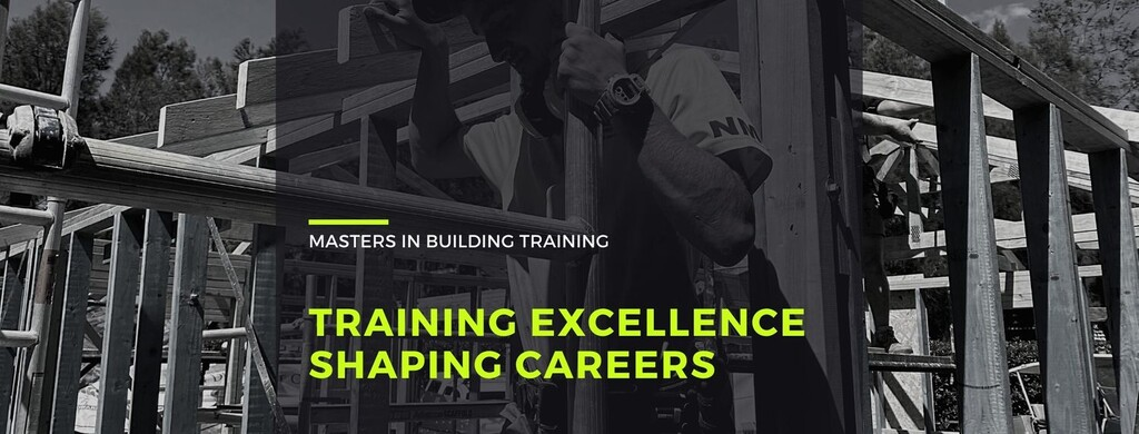 Training Excellence Shaping Careers banner 2