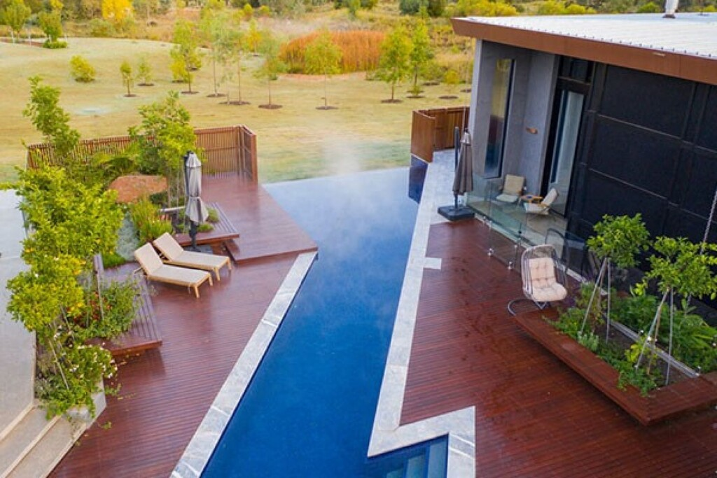 Cookes Pools Spas eco friendly design