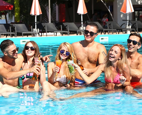 birthday corporate party pool party package 1 480