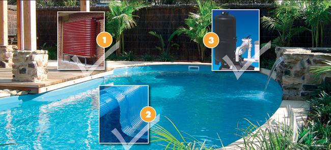 Wonderful What Are The Essential Features Of A Water Neutral Pool?
