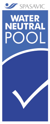 water neutral pool logo